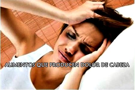 Alimentos-que producen dolor de cabeza